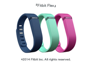 Fitbit連携