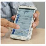 <b>【ネオス最前線】<br>ANAチケット予約システムに最適なUIを提供</b><br>スマートフォンの利便性向上のカギとなるUI