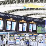 <b>航空チケット予約システムに最適なUIを提供</b><br>「ANA国際線予約システム画面」