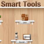 <b>世界の人気アプリを海外アグリゲーションで国内展開</b><br>計測アプリ【Smart Tools –ツールボックス】<br>~auスマートパスの人気アプリランキングで総合1位獲得~