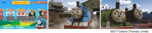トーマス動画