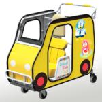 国内初!キッズ向けIoTカート【Smart Kids Cart】<br>ドン・キホーテ新店舗に導入