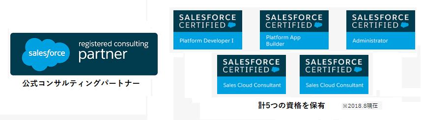 Salesforceソリューション