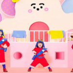 """<b>""""テレビ東京系列の人気番組「シナぷしゅ」が知育アプリに!""""</b><br> タッチ操作で色・形・音に触れて楽しむ【シナぷしゅtouch】をdキッズで提供開始"""